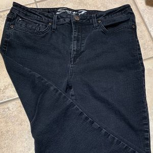 7 for All Mankind Skinny Jeans Size 16